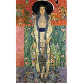 Adele Bloch-Bauer II 1912