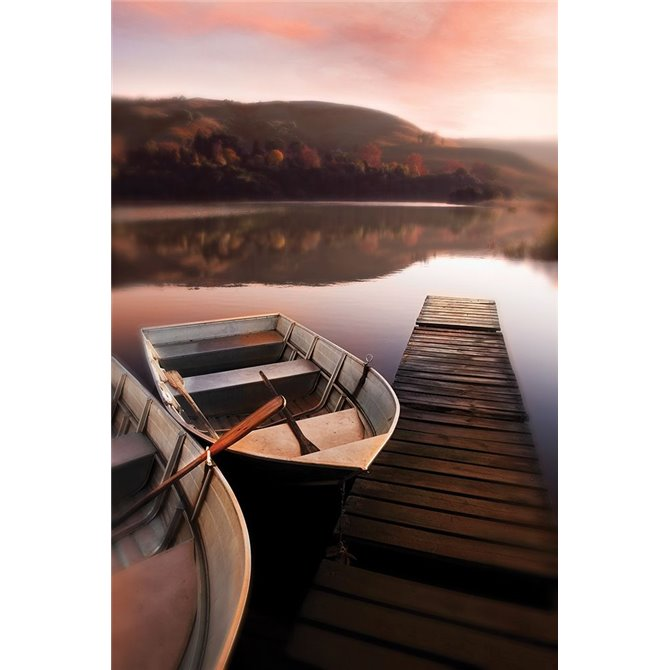 Lee- Rowboats at