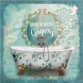 Mirror Bath I