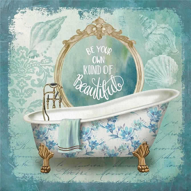 Mirror Bath II