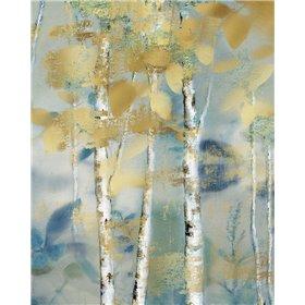 Gilded Forest Detail I