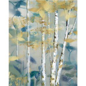 Gilded Forest Detail II