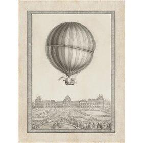Balloon Over Paris