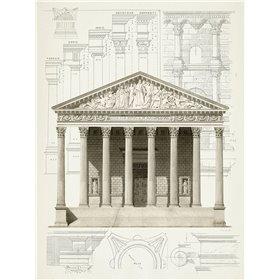 Classical Greek Columns