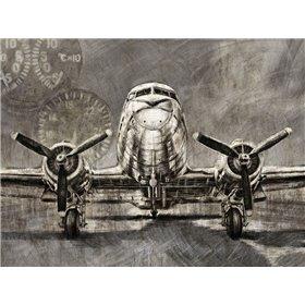 Vintage Jet Plane