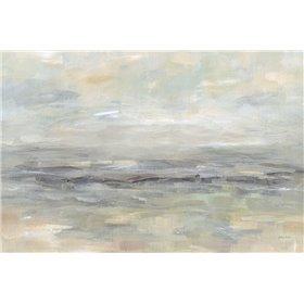 Stormy Grey Landscape