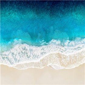 Aqua Ocean Waves II