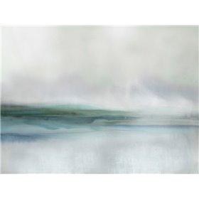 Stillness in Aqua I