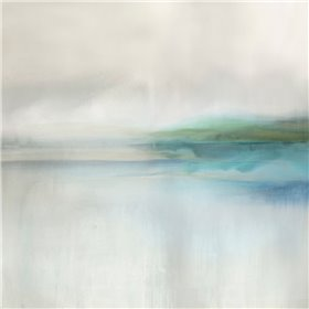 Stillness in Aqua II