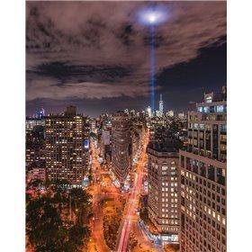 Tribute Lights Flatiron District