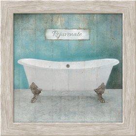 Wood Framed Aqua Bath