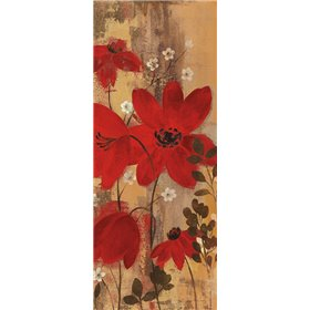 Floral Symphony Red II