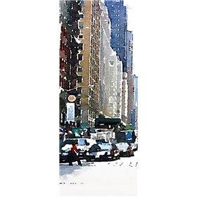 City Life Panel I