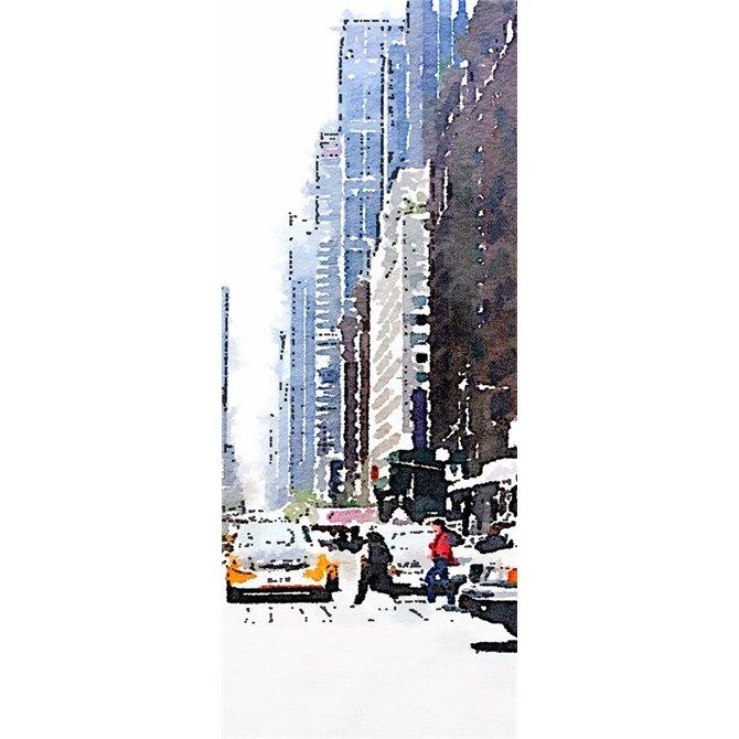 City Life Panel II