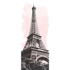 Watercolor France Panel II