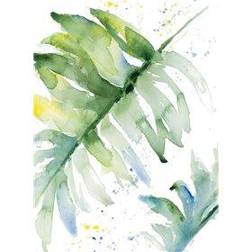 Swaying Palm Fronds I