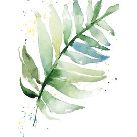 Swaying Palm Fronds II
