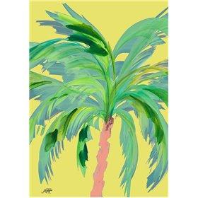 Palm on Sunlight I