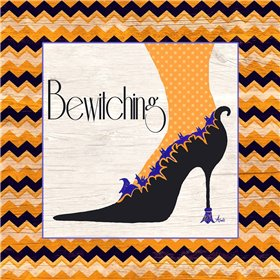 Bewitching Shoes I