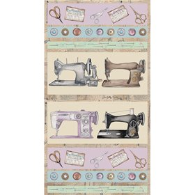Sewing Machine Panel