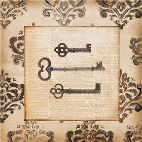 Vintage Keys I