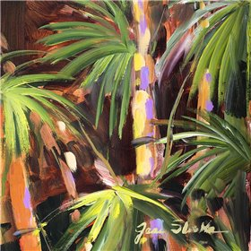 Palms in the Night I