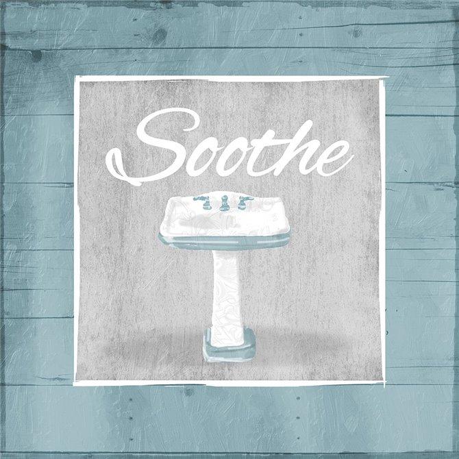 Soothe Sink Wood
