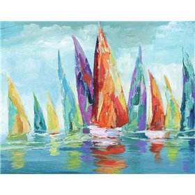 Fine Day Sailing I