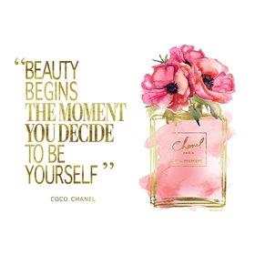 Beauty Begins Poppy