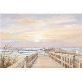 Ponce Inlet Jetty Sunrise