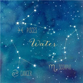 Star Sign Water