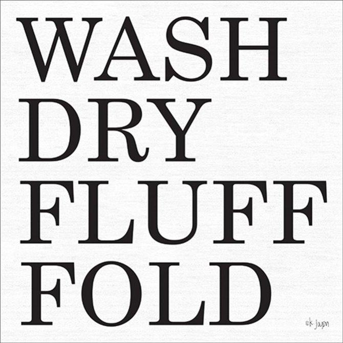 Wash-Dry-Fluff-Fold