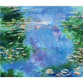 Water Lilies III