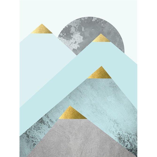 Turquoise Mountains 2