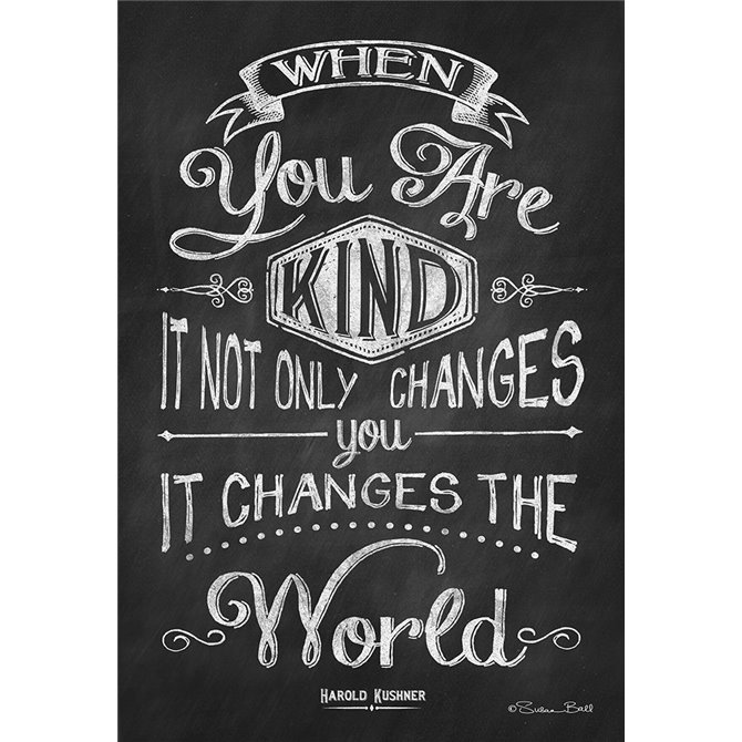 When You are Kind