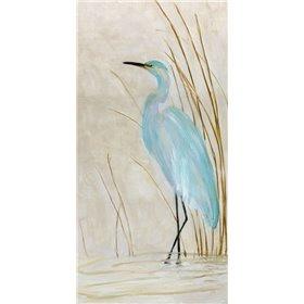 Soft Egret II