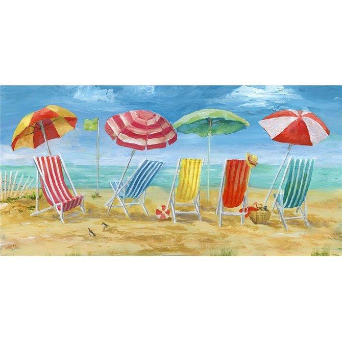 Bright Beach Chairs