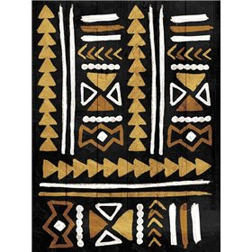 Wooden Tribal