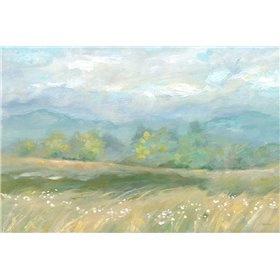 Country Meadow Landscape