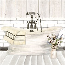 Farmhouse Bath I Tub