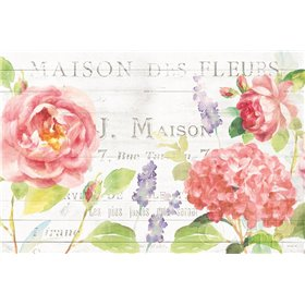 Maison Des Fleurs I