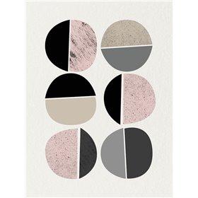 Minimalist Circles 10