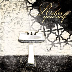 Relax Yourself Sink