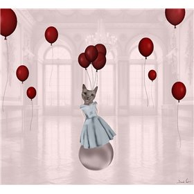 Ball with Balloons
