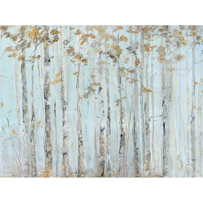 Soft Birch Forest