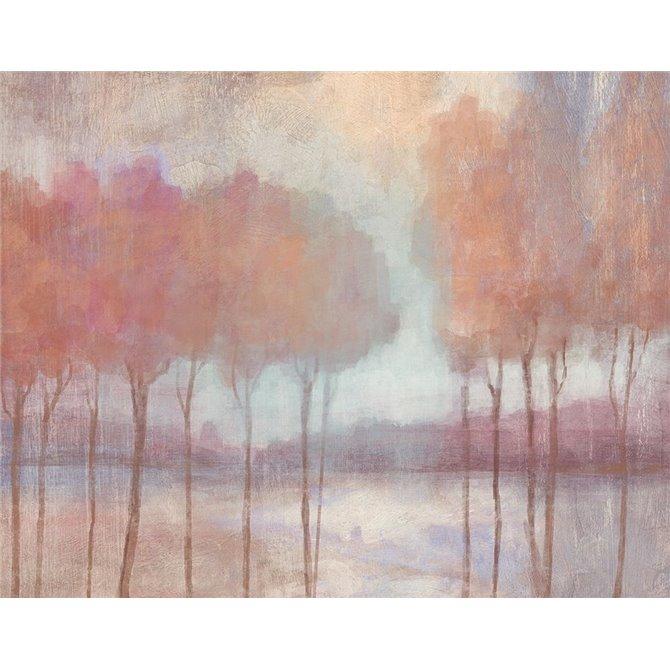 Blushing Trees