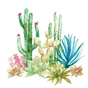 Cactus Vignette I
