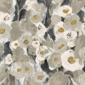Velvety Florals Neutral II