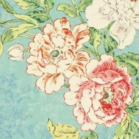 Cottage Roses V Bright