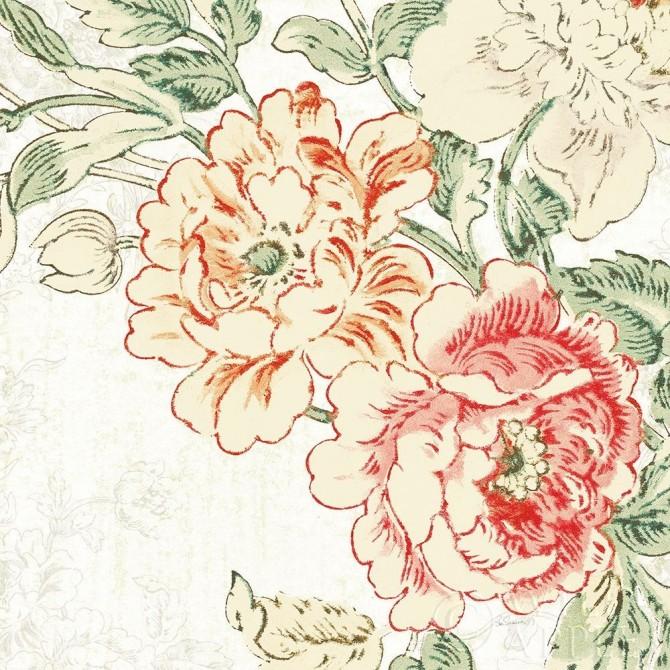 Cottage Roses V